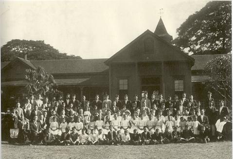 1913년 이승만이 원장직을 맡은 (한인중앙학원).jpg