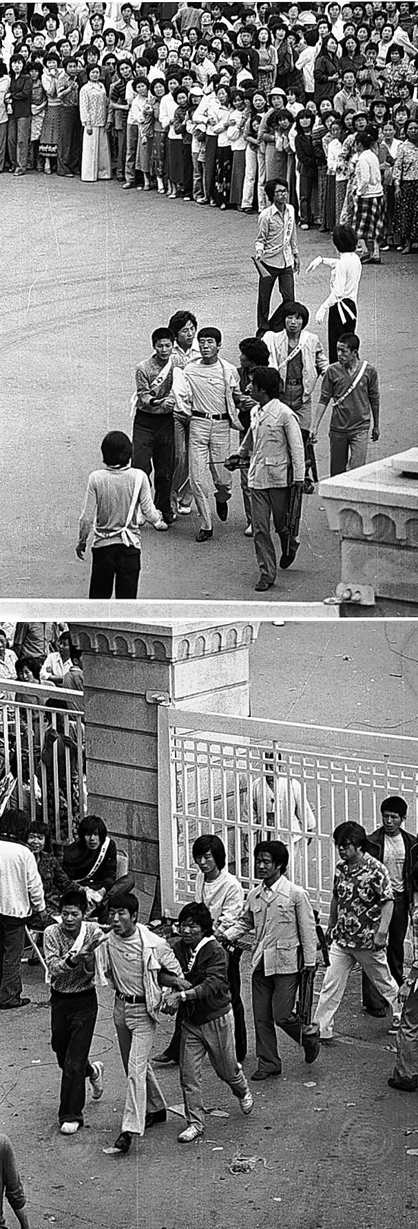 시민군에 납치된 심복례씨 남편 김인태